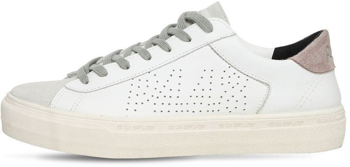 20mm Y.c.s.l. Leather Sneakers