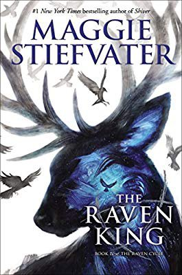 Amazon.com: The Raven King (The Raven Cycle, Book 4) (9780545424981): Maggie Stiefvater: Books