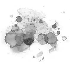 paint splatters