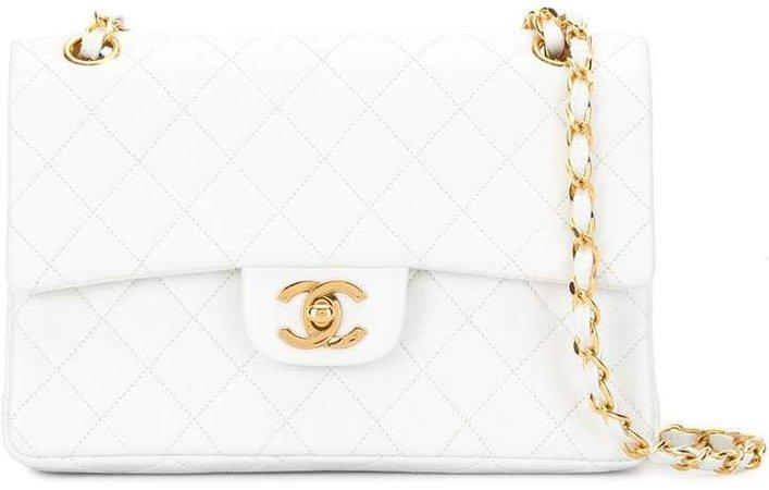 Chanel Pre Owned 1985-1993 Double Flap shoulder bag