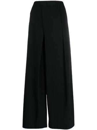 Y-3 Travel wide-leg trousers - FARFETCH