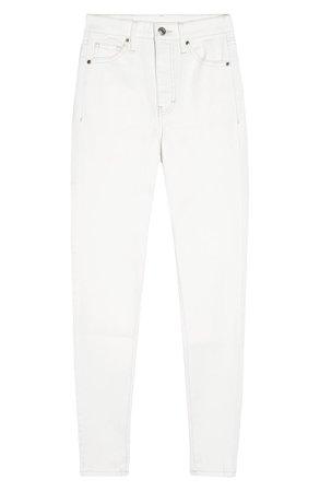 Topshop Jamie High Waist Skinny Jeans (Regular & Petite) | Nordstrom