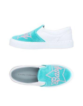 Chiara Ferragni Sneakers - Women Chiara Ferragni Sneakers online on YOOX United States - 11453688XI