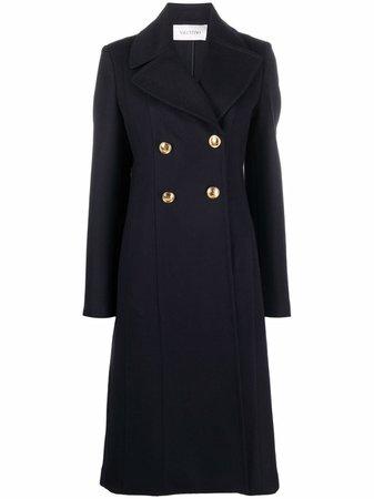 Valentino double-breasted Coat - Farfetch