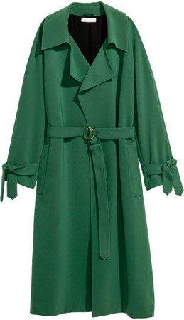Coat - Green