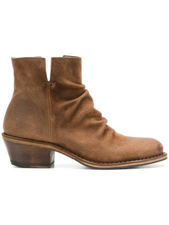 Fiorentini + Baker Rustyrocker Boots