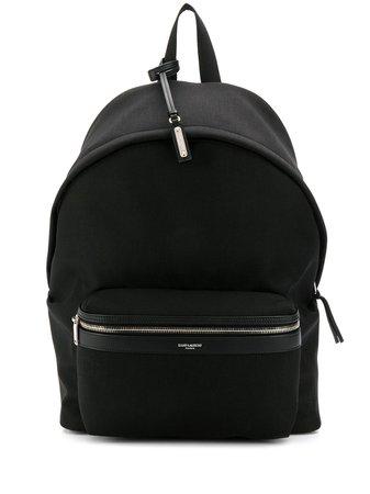 Saint Laurent X Jacquard™ By Google Cit-E Backpack 5793639W0AF Black | Farfetch