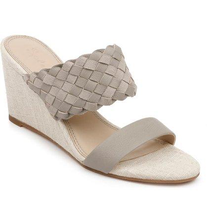 Splendid Maggie Wedge Slide Sandal (Women) | Nordstrom