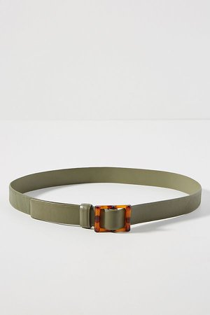 Martina Buckle Belt | Anthropologie