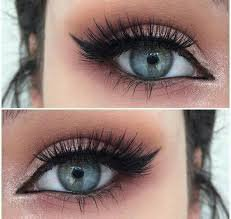 blue eyes makeup - Google Search