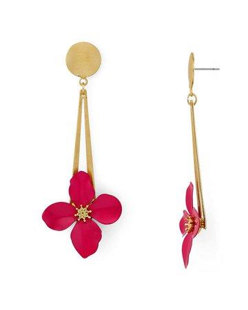 AQUA Floral Drop Earrings - 100% Exclusive | Bloomingdale's