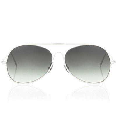 Spitfire Large aviator sunglasses