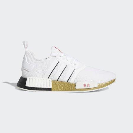 adidas NMD_R1 Tokyo Shoes - White | adidas US