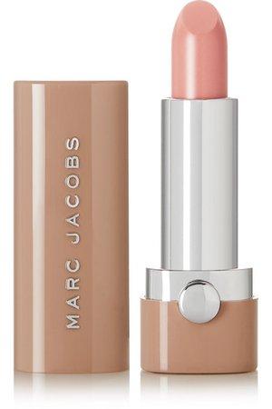 Marc Jacobs Beauty | New Nudes Sheer Gel Lipstick – Moody Margot 106 – Lippenstift | NET-A-PORTER.COM