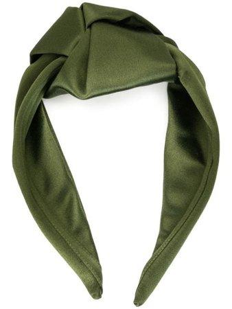 Le Monde Beryl Knot Headband - Farfetch