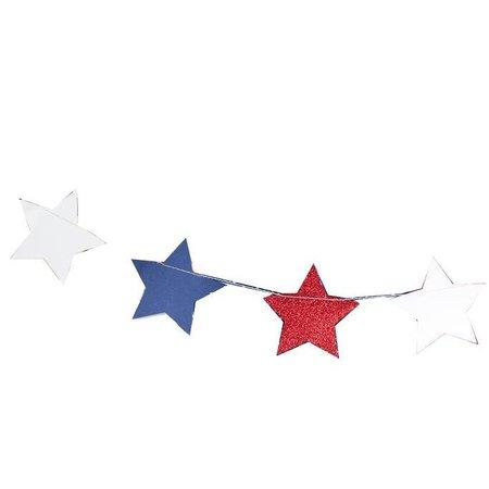 Stars Banner - Red, White & Blue Stars – Shop Sweet Lulu
