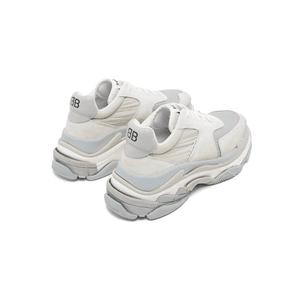 balenciaga triple s slow leather sneakers