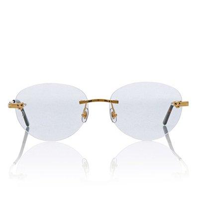 Panthère de Cartier glasses