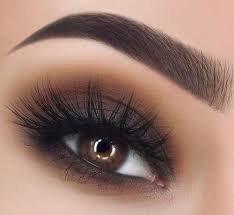 brown smokey eye makeup - Google Search