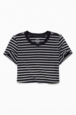 UO Striped Best Friend Tee | Urban Outfitters