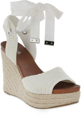 Yanet Espadrille Platform Wedge Sandal