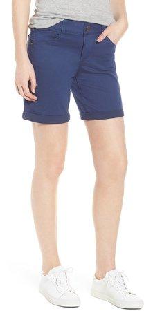 Ab-Solution Stretch Twill Shorts