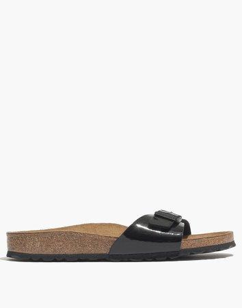 Birkenstock Madrid Sandals in Patent Leather