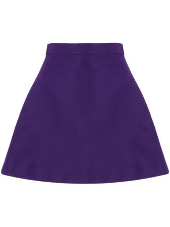 Christian Siriano A-line Mini Skirt - Farfetch