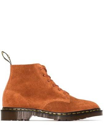 Dr. Martens 6-eyelet Ankle Boots - Farfetch