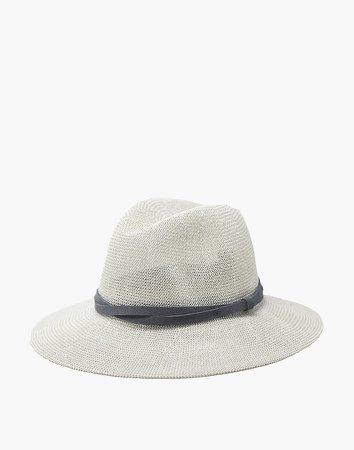 WYETH Sedona Packable Panama Hat