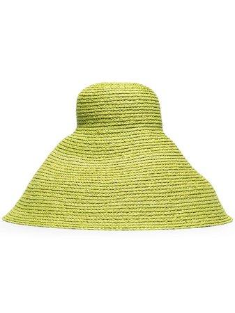 Jacquemus Le Chapeau Valensole Straw Hat - Farfetch