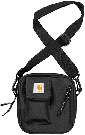 Carhartt WIP Essentials Bag Small Women's and Men's Unisex Belt Bag Shoulder Bag Chest Bags Women's and Men's Daypack Military Sports Bag Shoulder Bag black 3554: Amazon.co.uk: Shoes & Bags