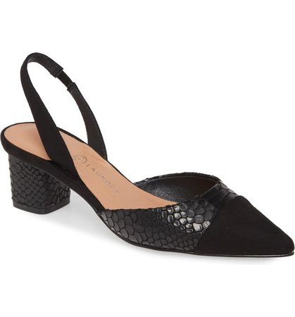 Chinese Laundry Cabella Slingback Pump (Women)   Nordstrom