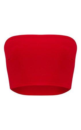 SHAPE RED BANDEAU CROP TOP.JPG (740×1180)