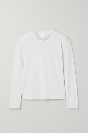 James Perse | Cotton-jersey top | NET-A-PORTER.COM