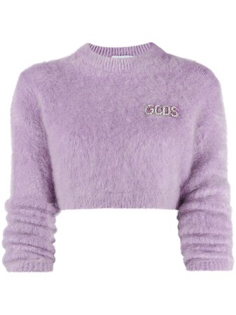 Gcds Fluffy Knit Jumper - Farfetch