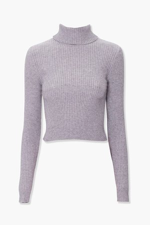 Ribbed Turtleneck Sweater | Forever 21