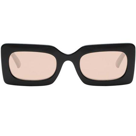 DAMN! 1802439 BLACK BLUSH TINT - Le Specs | Le Specs - LIVE. LOVE. LE SPECS.