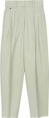 Sayaka Davis High-Rise Wool Pants
