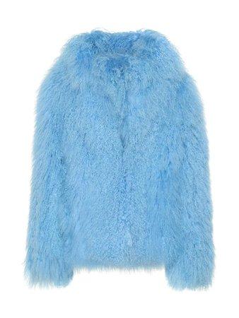 "Saks Potts ""Heart"" fur jacket"