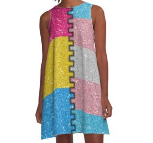 Pansexual/trans Dress