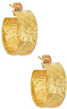 Arms Of Eve Gabriella Hoop Earrings