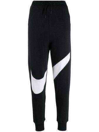 Nike Logo Print Track Pants - Farfetch