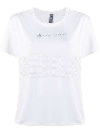 Adidas By Stella McCartney T-shirt Con Stampa Con Logo - Farfetch