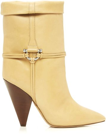 Isabel Marant Lilet Leather Boots