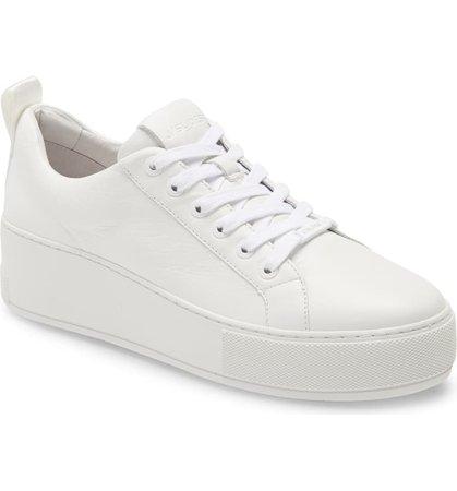 JSlides Margot Platform Sneaker (Women)   Nordstrom