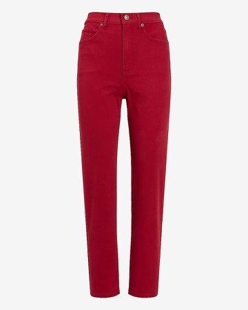 Super High Waisted Slim Pant