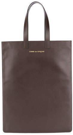 open-top shopper tote