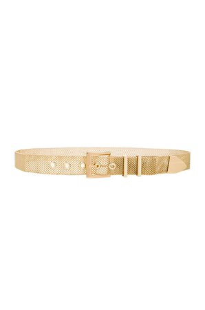 Richie Metal Mesh Belt
