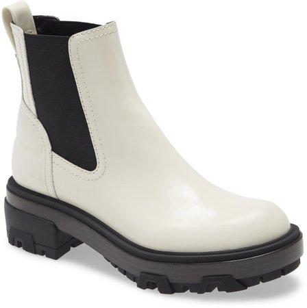 Shaye Lug Sole Chelsea Boot